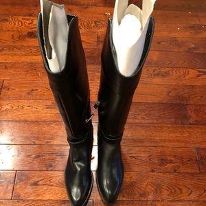 Zara Tralfac Size 39 Fashion Riding Boot!